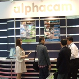 Alphacam Licom Systems (Japan) at JIMTOF Exhibition 3